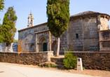 Auch die Kirche Santa Maria in Melide ist einen Besuch wert.