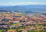 Santiago de Compostela ist das Ziel Ihrer Wanderreise.