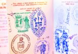 Füllen Sie Ihren Pilgerausweis mit den Stempeln der verschiedenen Wegstationen.