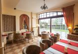 Hotel Trofana, Misdroy, Polnische Ostsee, Restaurant