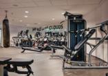 Fitnessstudio vom Hotel Berlin, Berlin mit moderner Ausstattung.