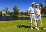 Unweit des Hotels lädt der Golfplatz Monrepos zu herrlichen Stunden ein.