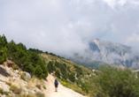 Rundreise durch Albanien, Nationalpark Llogara