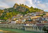 Rundreise durch Albanien, Berat