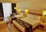 Zimmerbeispiel im Armas Saray Regency