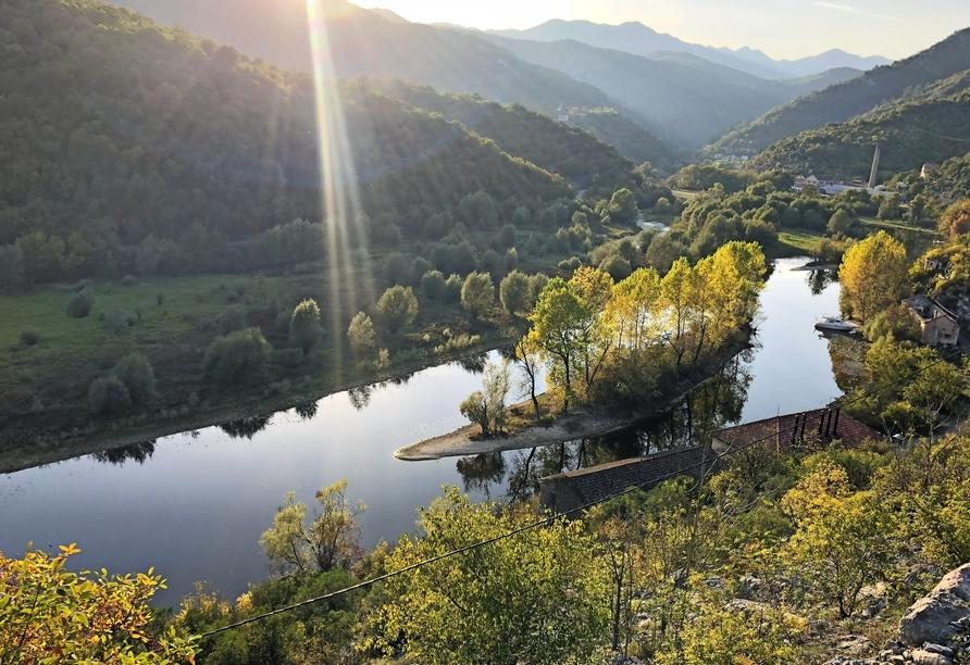 Rundreise durch Albanien, Skutarisee