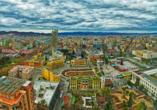 Rundreise durch Albanien, Tirana