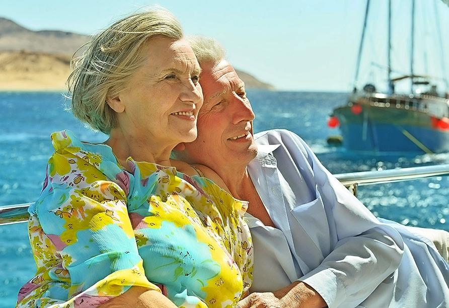 Während Ihrer inkludierten Bootsfahrt können Sie sich entspannt zurücklehnen und die Fahrt auf dem Cetina-Fluss genießen.