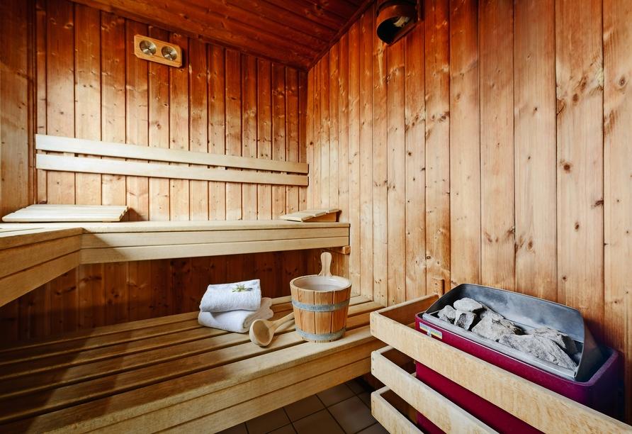 AMEDIA Hotel Dresden Elbpromenade, Sauna