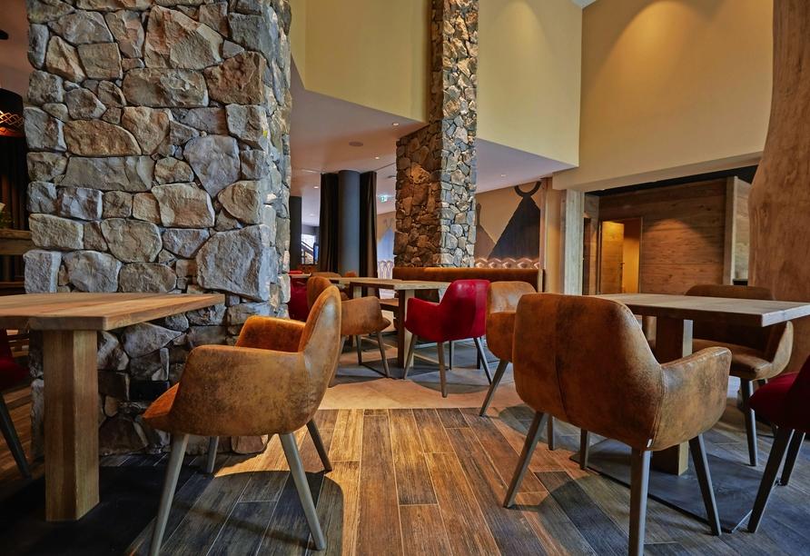 Ostsee Resort Dampland, Lobby