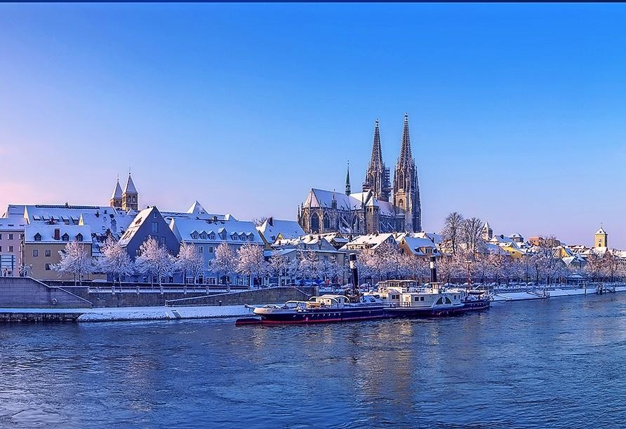 MS Belvedere, Regensburg