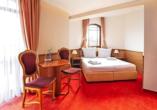Hotel Trofana Wellness & Spa in Misdroy, Polnische Ostsee, Zimmerbeispiel
