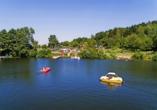 Ferienwohnpark Silbersee, Silbersee