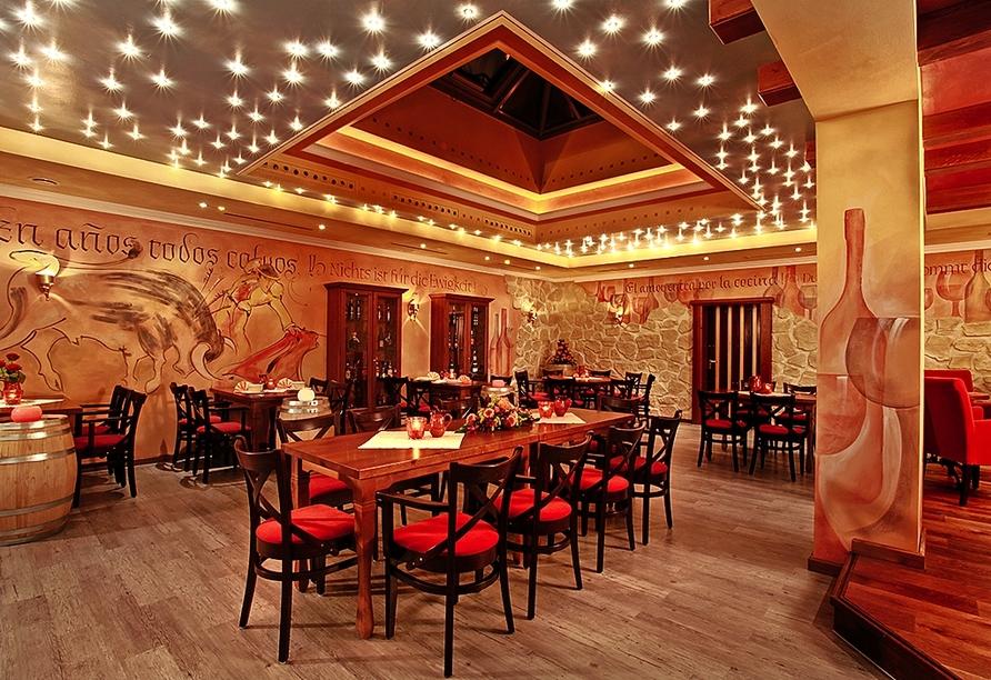 Die Bar im Hotel Hochsauerland 2010.