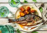 Tauchen Sie in die kulinarische Welt Zyperns ein.