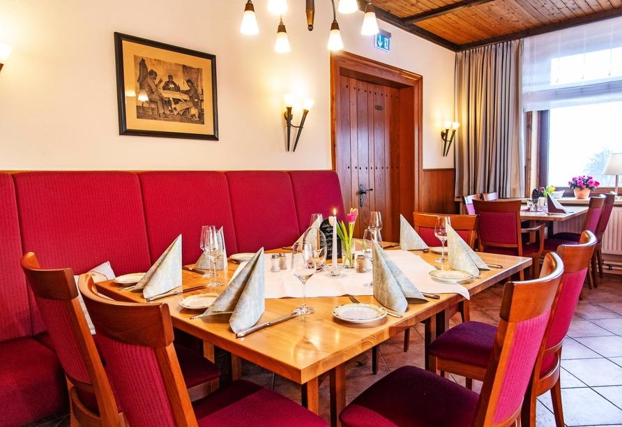 Hotel Wittensee Schützenhof, Restaurant