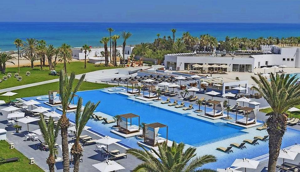 Erleben Sie schöne Tage im Hotel Jaz Tour Khalef.