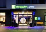 Herzlich Willkommen im Holiday Inn Express Kaiserslautern!