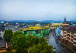 Kaiserslautern bietet sich gut für eine ausgiebige Shoppingtour an – das