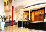 H&S Hotel Belmondo Leipzig Airport, Rezeption