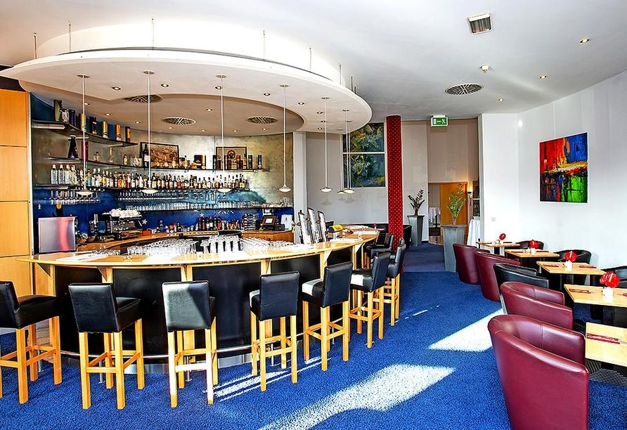 H&S Hotel Belmondo Leipzig Airport, Bar