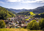 Im Mittleren Schwarzwald liegt die schöne Stadt Wolfach.