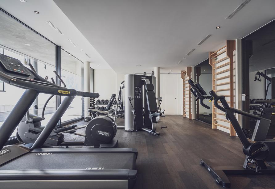 Parsenn Resort Davos Schweiz, Fitnessraum