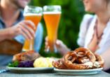 Entdecken Sie Oberbayern auch kulinarisch.