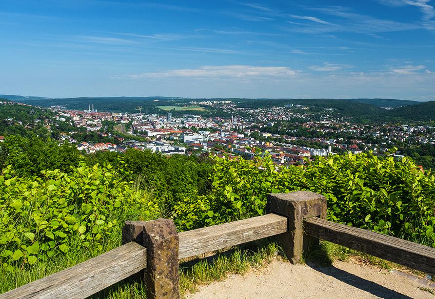 Auch ein Ausflug nach Pforzheim lohnt sich.
