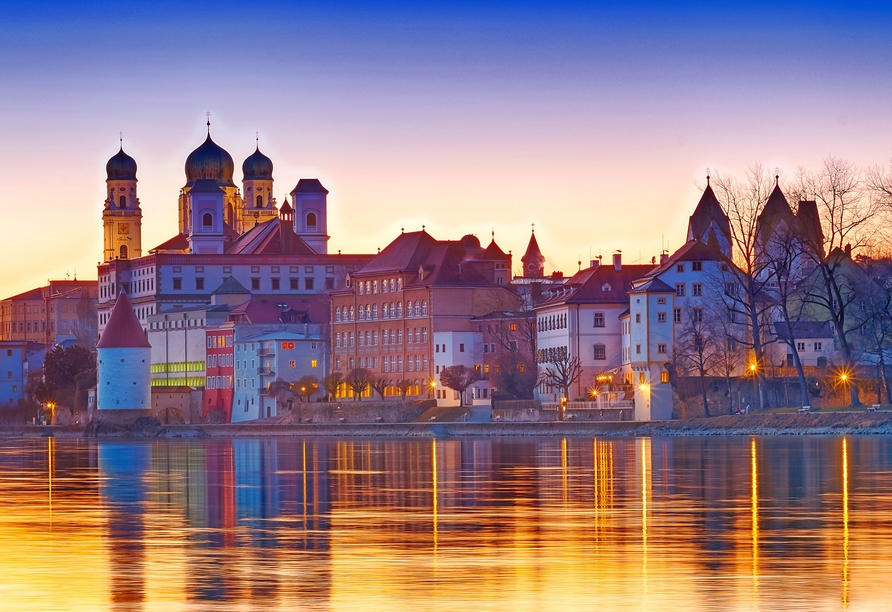 MS Maxima, Passau
