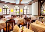 Restaurant La Locanda im Leonardo Hotel & Residenz München