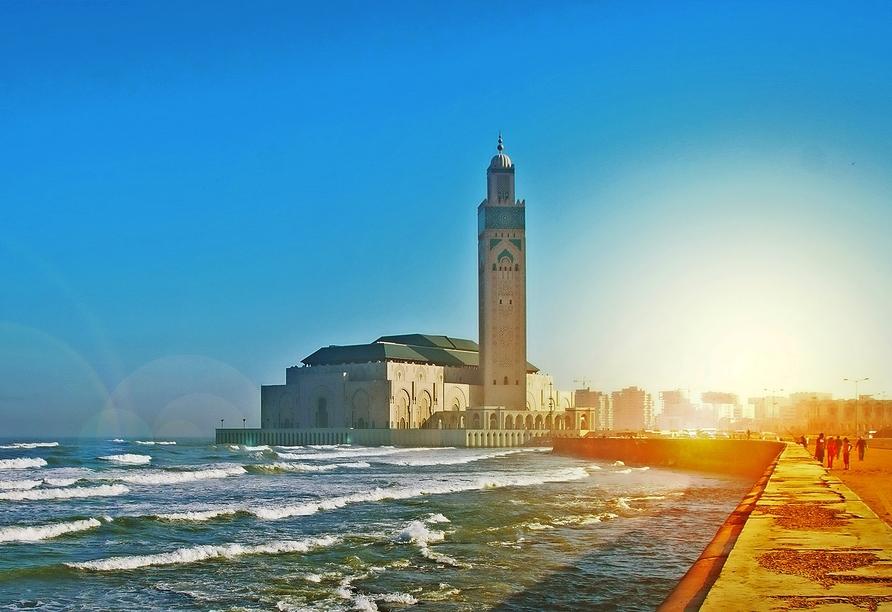 Entdecken Sie Marokko