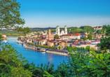 DCS Amethyst, Passau