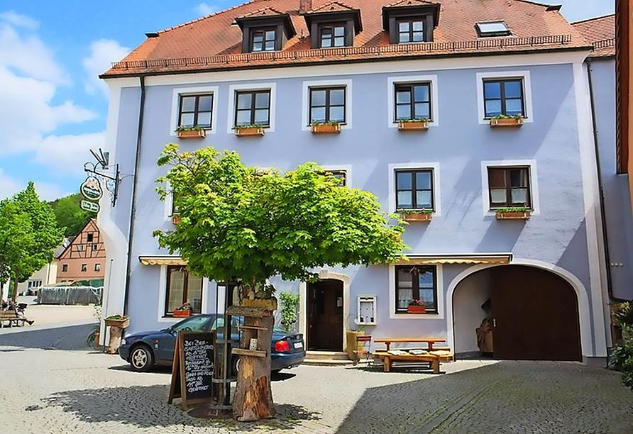 Landhotel Alter Peter in Kipfenberg im Altmühltal, Außenansicht
