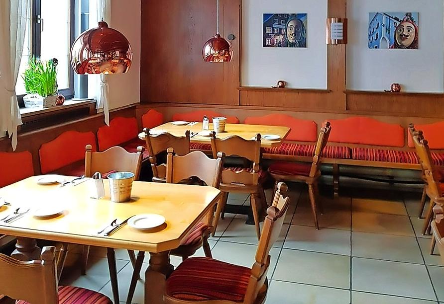 Landhotel Alter Peter in Kipfenberg im Altmühltal, Restaurant