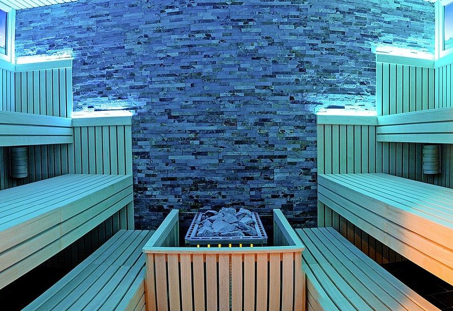 Hotelkomplex Rimske Terme in Rimske Toplice, Sauna