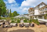 Hotel Hoeri am Bodensee in Gaienhofen, Außenbereich