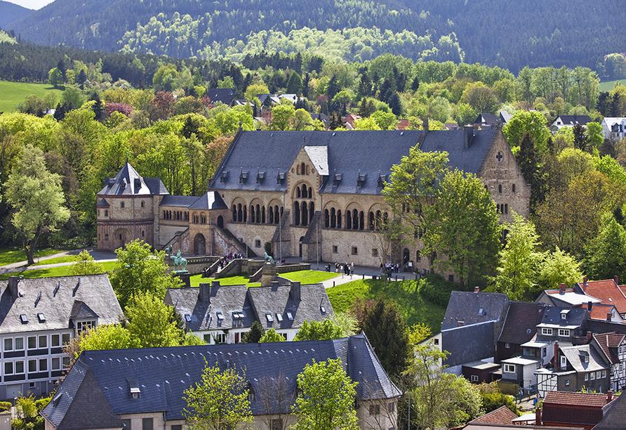 PRIMA Hotel Harzromantik, Goslar Kaiserpfalz