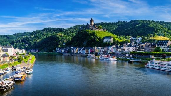 MS Rhein Prinzessin, Cochem