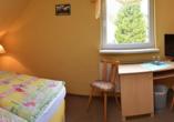 PRIMA Hotel am Eisenberg, Beispiel eines Doppelzimmers