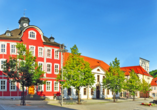 PRIMA Hotel am Eisenberg, Rathaus in Suhl