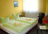 PRIMA Hotel am Eisenberg, Beispiel Doppelzimmer