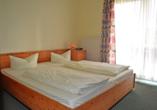 Zimmerbeispiel im Hotel Am Pfahl