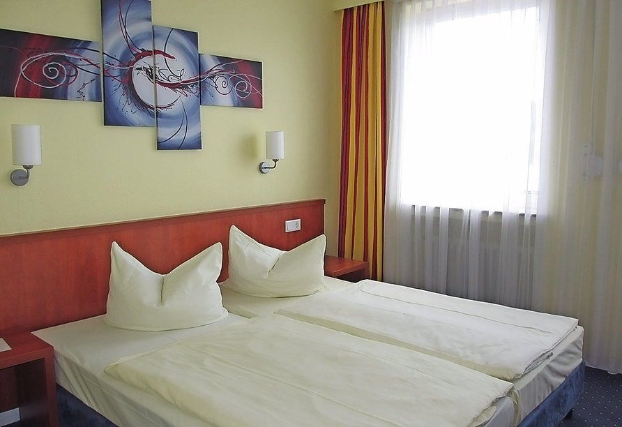 Parkhotel Rüdesheim, Rhein, Zimmerbeispiel