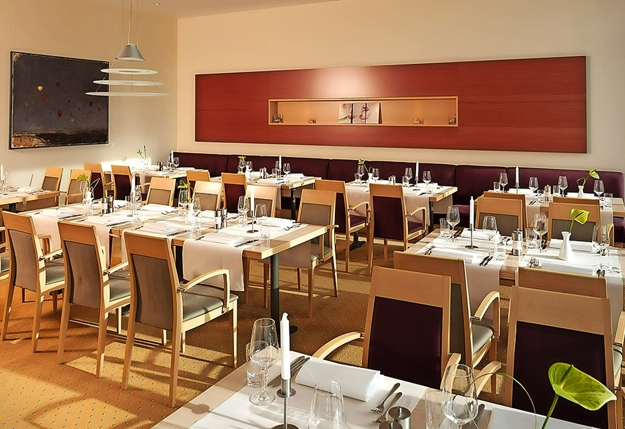 Hotel Essential by Dorint Berlin-Adlersdorf, Restaurant