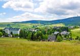 Best Western AHORN Hotel Oberwiesenthal, Oberwiesenthal
