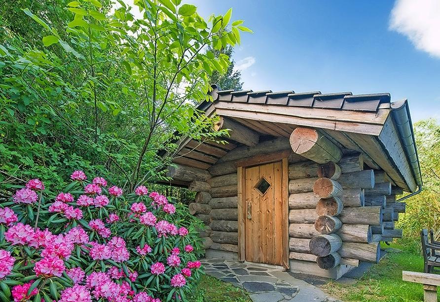 Best Western Rhön Garden, Poppenhausen, Rhön, Sauna