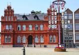 Hotel Gremersdorf Ostsee, Rathaus Heiligenhafen