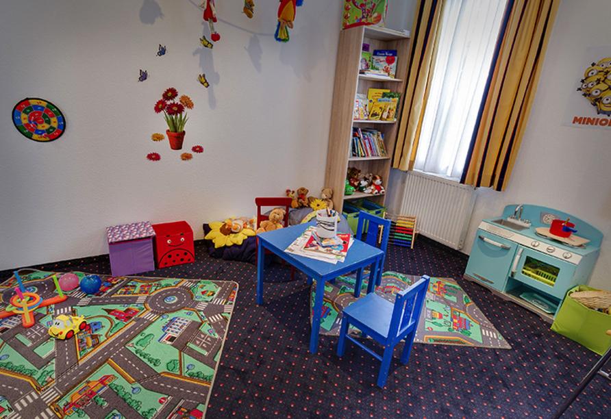 Spielzimmer im Inselhotel Poel.