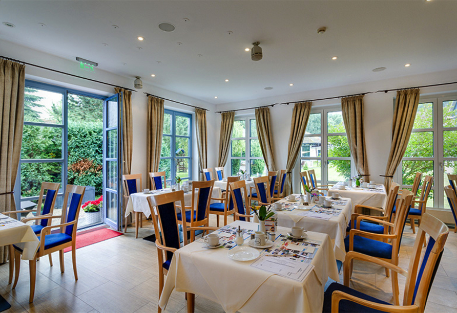 Restaurant vom Inselhotel Poel.
